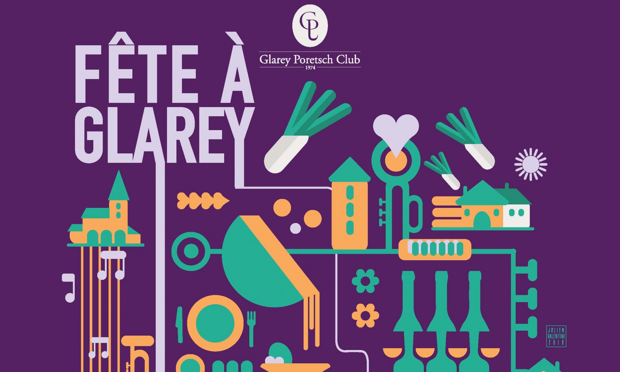 Glarey Poretsch Club